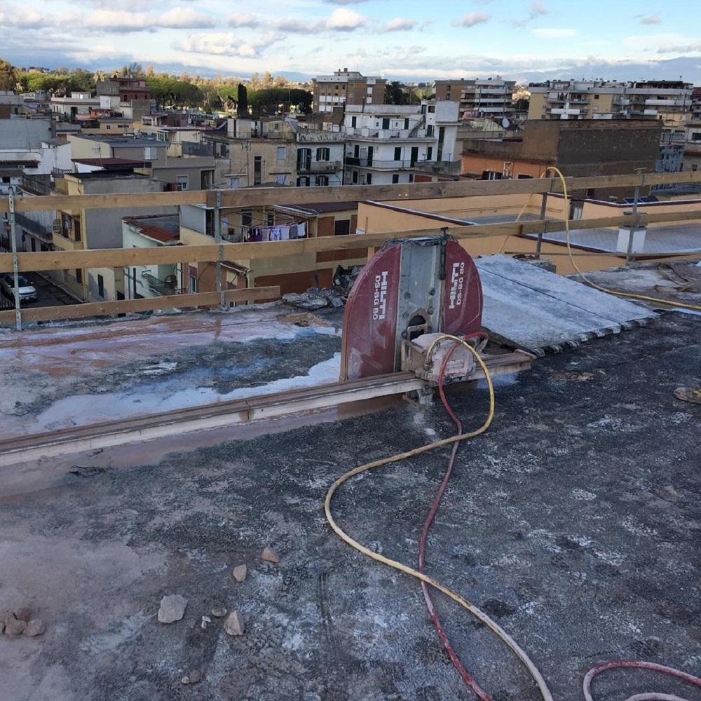Demolizione-controllata immagine pagine impresa di costruzione