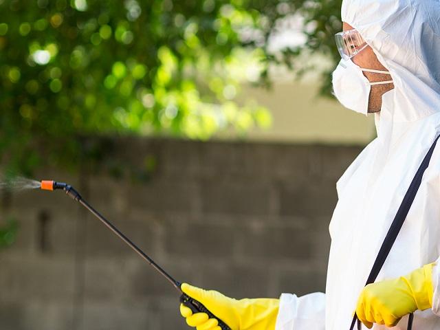 Sanificazione e Disinfezione di ambienti