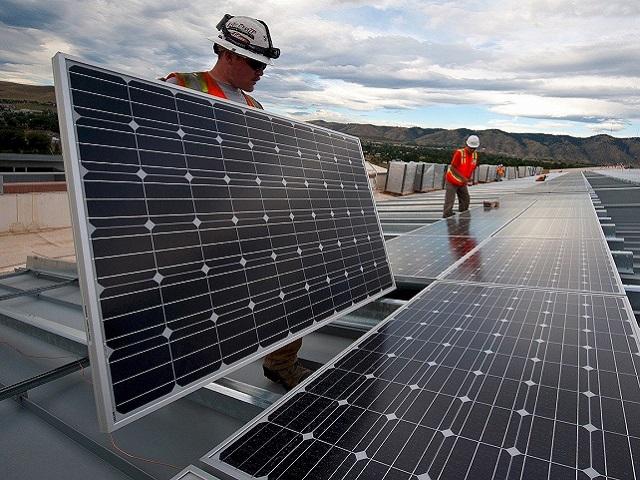 progettazione e montaggio di impianto fotovoltaico ok